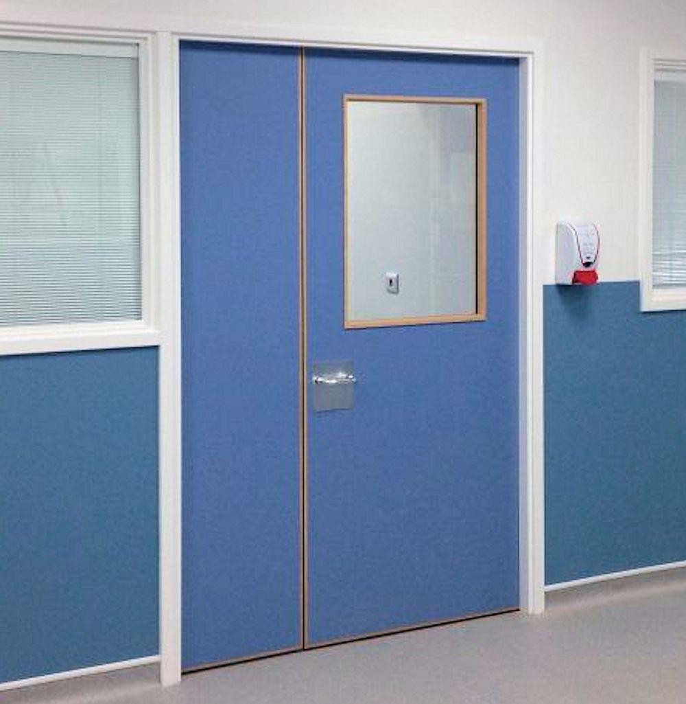 Integral Blinds In Doors
