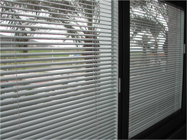 Big Windows Integral Blinds Archives Sunshade Blind