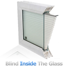 Sunshade Blinds Systems - integral blind sealed units