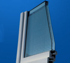 Window Integral Blinds Sunshade Blind Systems
