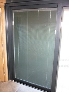 How to manage integral blinds