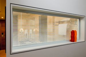 Double Glazed Windows With Encapsulated Blinds